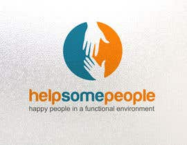 #110 para Develop a Corporate Identity for helpsomepeople Organization por smarttaste