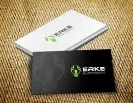 Nro 31 kilpailuun Design a Logo for Erke Electricity käyttäjältä brokenheart5567