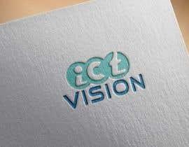 #34 for Design a Logo for ICT Vision af indunil29