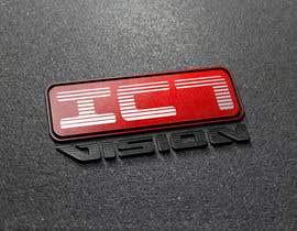 #73 for Design a Logo for ICT Vision af muhammadjunaid65