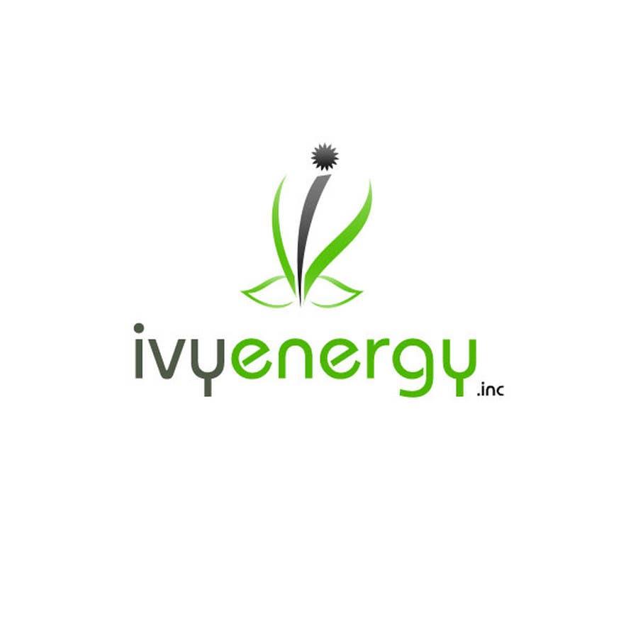 Inscrição nº                                         250                                      do Concurso para                                         Logo Design for Ivy Energy