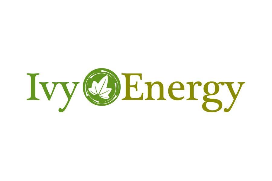 Inscrição nº                                         222                                      do Concurso para                                         Logo Design for Ivy Energy