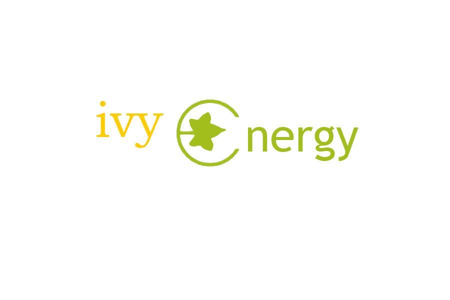 Inscrição nº 326 do Concurso para Logo Design for Ivy Energy