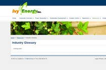 Graphic Design tävlingsbidrag #311 för Logo Design for Ivy Energy