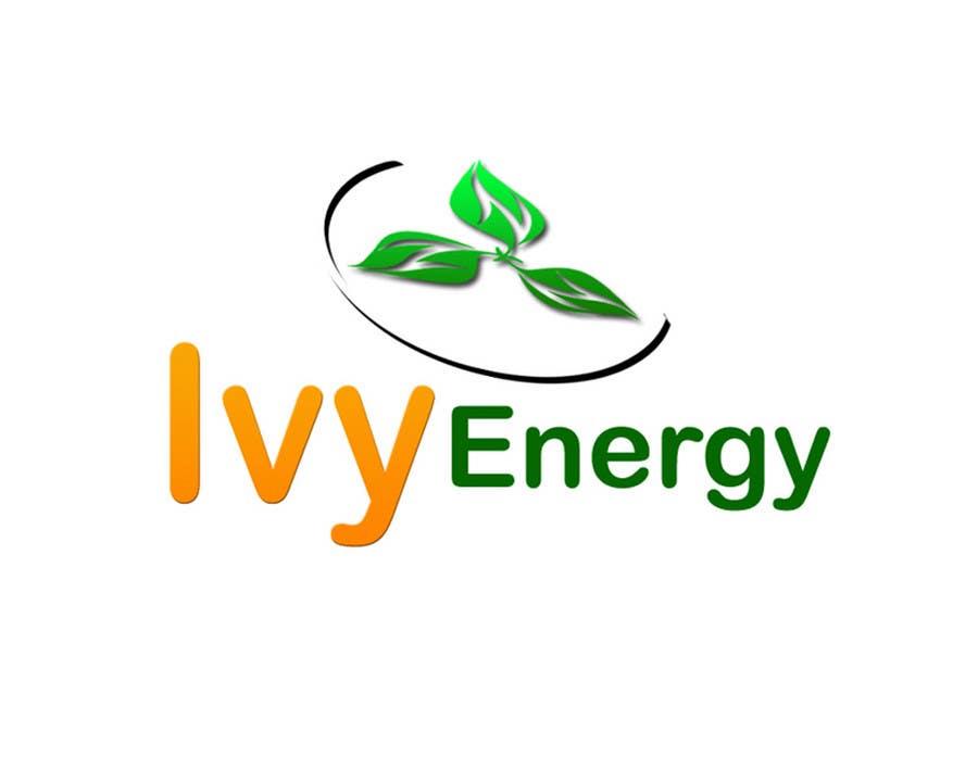 Penyertaan Peraduan #161 untuk Logo Design for Ivy Energy
