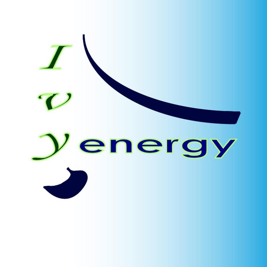 Inscrição nº                                         142                                      do Concurso para                                         Logo Design for Ivy Energy