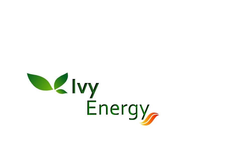 Natečajni vnos #78 za Logo Design for Ivy Energy
