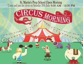 deeadum tarafından Design a Flyer for circus open morning için no 9