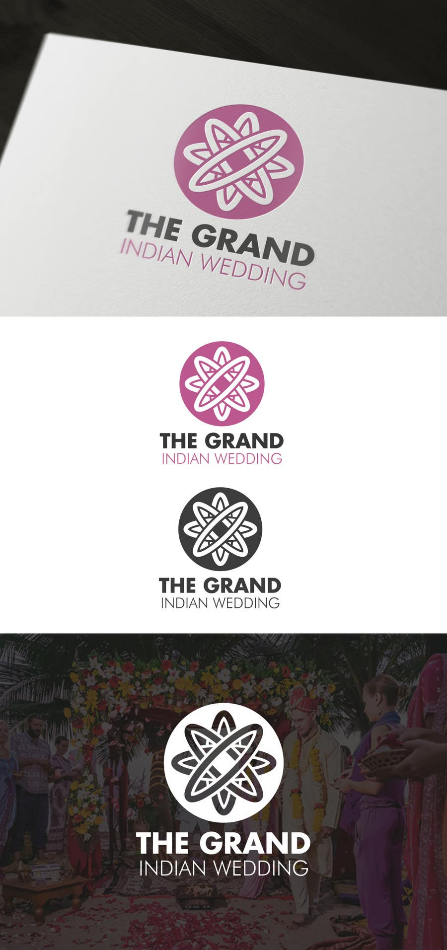 Konkurrenceindlæg #32 for Design a Logo for a destination wedding planning company
