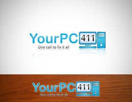 "#39 cho Design a Logo for ""Your PC 411"" bởi daam"