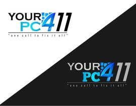 "#31 untuk Design a Logo for ""Your PC 411"" oleh uniqmanage"