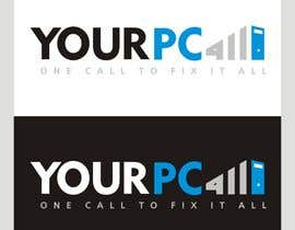 "#43 untuk Design a Logo for ""Your PC 411"" oleh machetar"