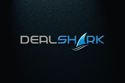 #97 for Design a Logo for a website (DEAL SHARK) af kk58