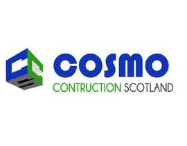 #23 for COSMO construction scotland logo by amdisenador