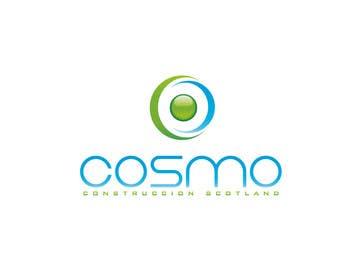 sayuheque tarafından COSMO construction scotland logo için no 56