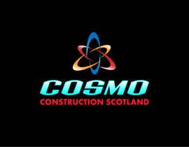 #74 for COSMO construction scotland logo by iakabir