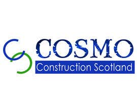 #12 for COSMO construction scotland logo by greenraven91