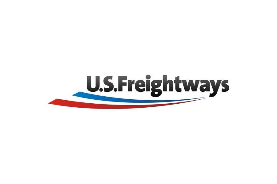 Конкурсная заявка №318 для Logo Design for U.S. Freightways, Inc.