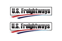 Graphic Design Конкурсная работа №292 для Logo Design for U.S. Freightways, Inc.