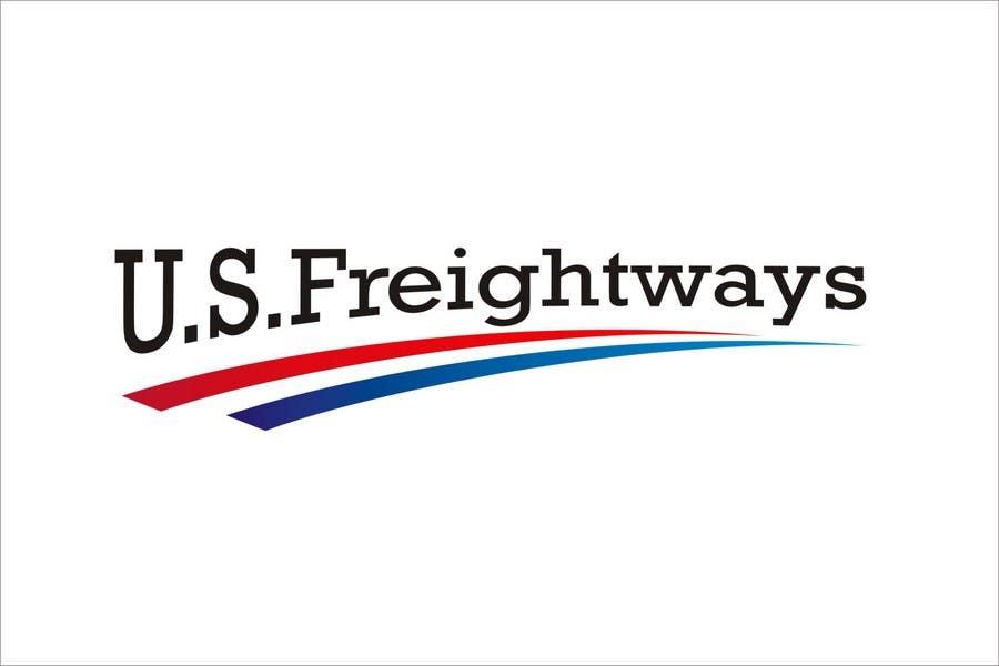 Конкурсная заявка №286 для Logo Design for U.S. Freightways, Inc.