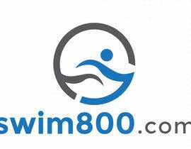 #9 for Design a Logo for swim800.com by nathandrew3112