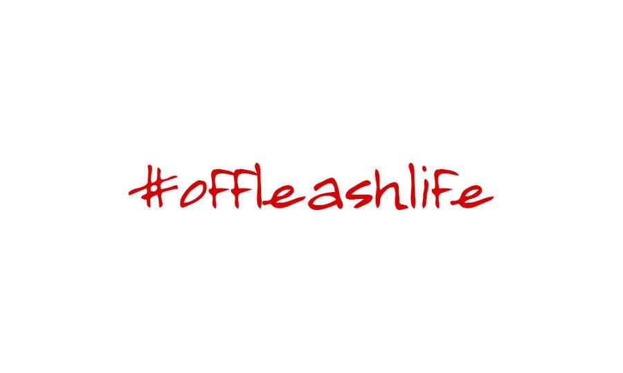 Inscrição nº 8 do Concurso para Design a Logo for #offleashlife