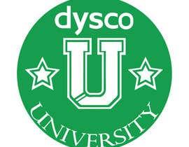 #26 untuk Diseñar un logotipo for Dysco University oleh heberomay