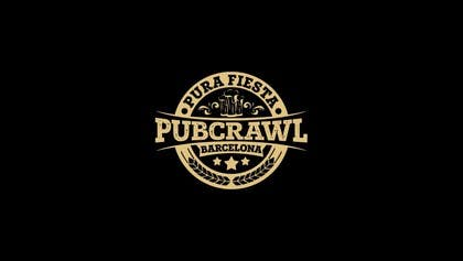 #8 cho Design a Logo for Pub crawl, group party bởi johanfcb0690