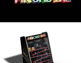 #40 for LOGO pour jeux vidéo des années 80 (borne d'arcade) af heitart