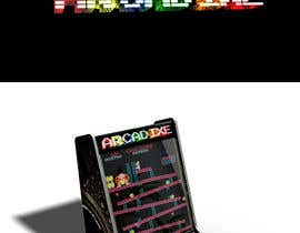 Nro 40 kilpailuun LOGO pour jeux vidéo des années 80 (borne d'arcade) käyttäjältä heitart