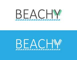 #312 for Design a Logo for BEACHY af roedylioe
