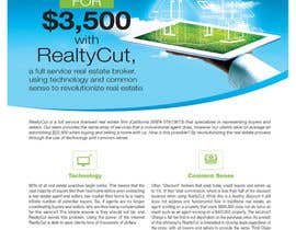 #65 for Design an Advertisement for RealtyCut af VVICK