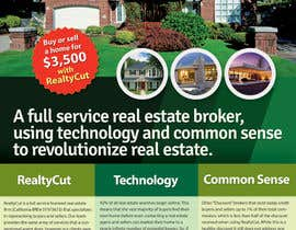 #69 for Design an Advertisement for RealtyCut af maruelgran