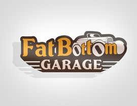 #47 for Design a Logo for Fat Bottom Garage af gautamrathore