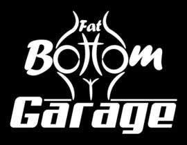 Nro 7 kilpailuun Design a Logo for Fat Bottom Garage käyttäjältä richard85rego