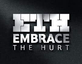 Nro 69 kilpailuun Embrace The Hurt- Logo Design käyttäjältä asanka10