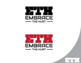 Nro 91 kilpailuun Embrace The Hurt- Logo Design käyttäjältä asanka10