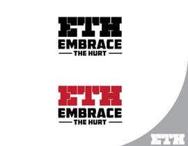 Nro 92 kilpailuun Embrace The Hurt- Logo Design käyttäjältä asanka10