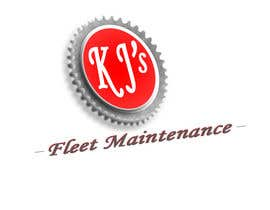 #30 para Design a Logo and Business Card Design for KJ's Fleet Maintenance por akshaykalangade