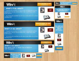 #1 for Banner Design a Publisher Site and Landing Page af miekee09