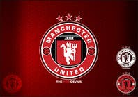 Contest Entry #355 for Design a New Crest for Manchester United FC @ManUtd_PO #MUFC