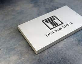 #63 for Design a Logo for Dallison Stone by ChoDa93