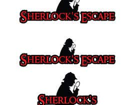 "#60 for Design a Logo for ""Sherlock's Escape"" by Raveg"