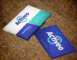 #146 untuk Design some Business Cards for Activeo oleh imtiazmahmud80