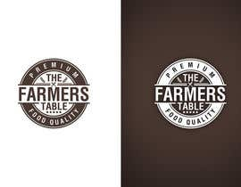 #19 untuk Design a Logo for our premium food delivery company - The Farmers Table -- 2 oleh elgu