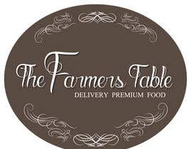 #42 untuk Design a Logo for our premium food delivery company - The Farmers Table -- 2 oleh Aumhmm