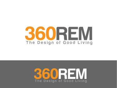 rraja14 tarafından 360 REM Logo contest için no 917