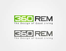 #753 for 360 REM Logo contest by sproggha