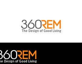 #503 cho 360 REM Logo contest bởi aqstudio