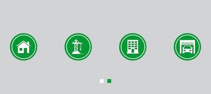 MFaizDesigner tarafından Design icons / pictograms (real estate) için no 26